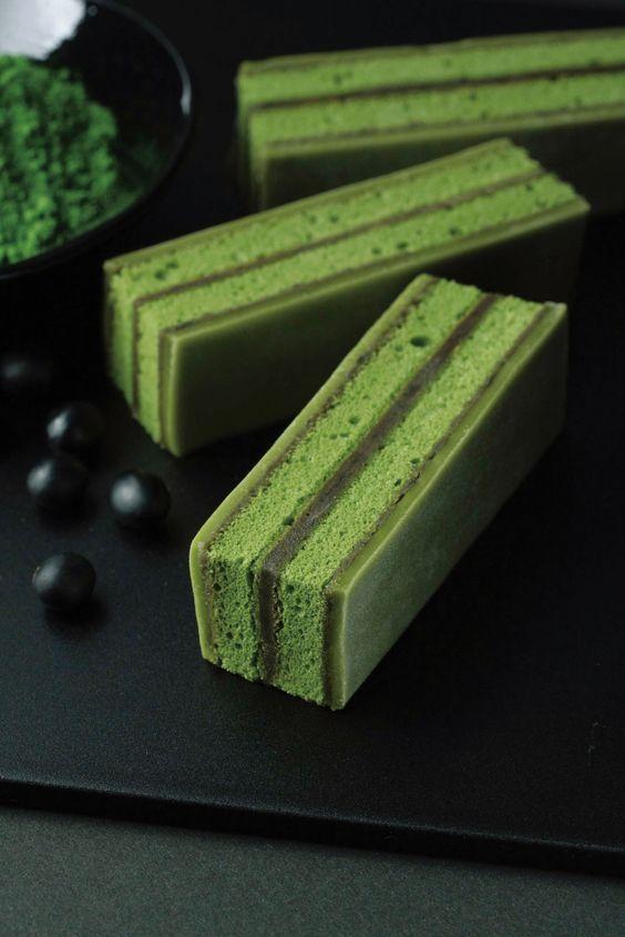 ** Green tea