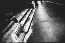 - CITY DOWN - GELATIN SILVER PRINT