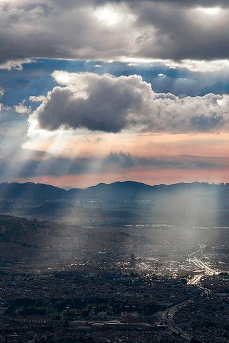 Bogotá Sky