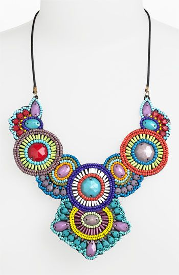 Spring Street Design Group 'Frida' Statement Necklace | Nordstrom