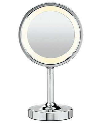 Conair, 5x Magnified Lighted Makeup Mirror - Bathroom Accessories - Bed & Bath - Macy's