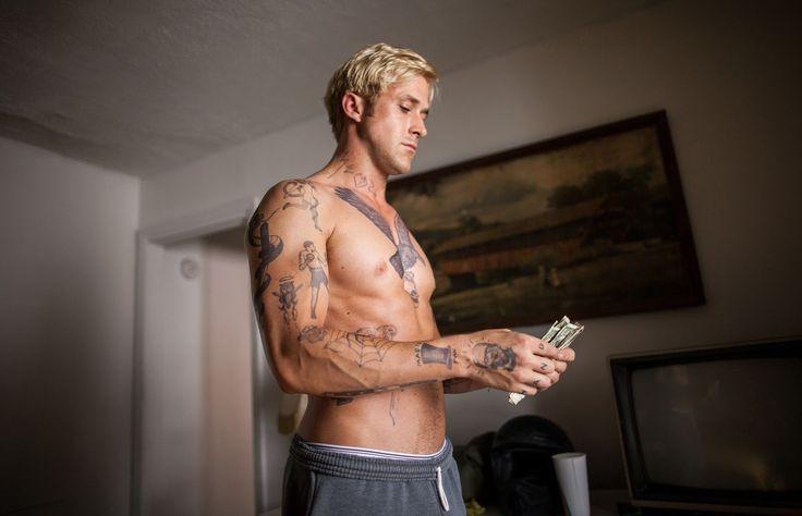 #RyanGosling #tattoos