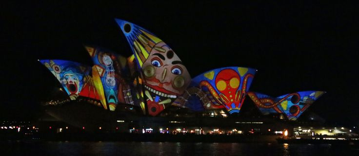 Opera House Vivid Sydney
