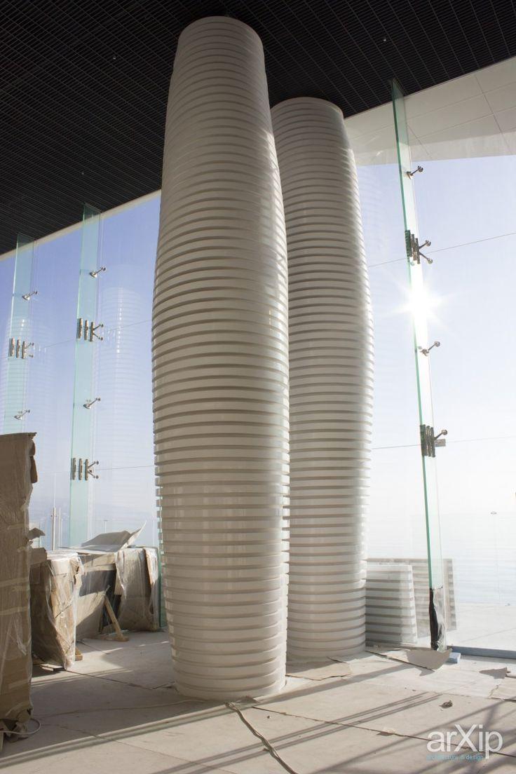 ялта: архитектура, интерьер, хай-тек, гостиница, мотель, 6-12 эт   18-36м, 500 - 1000 м2, фасад - сэндвич-панель, здание, строение, хай-тек, ресторан, кафе, бар, 50 - 80 м2, ресепшн, приемная #architecture #interiordesign #hitech #hotel #motel #612floors_1836m #500_1000m2 #facade_sandwichpanel #highrisebuilding #structure #hitech #restaurant #cafeandbar #50_80m2 #reception arXip.com