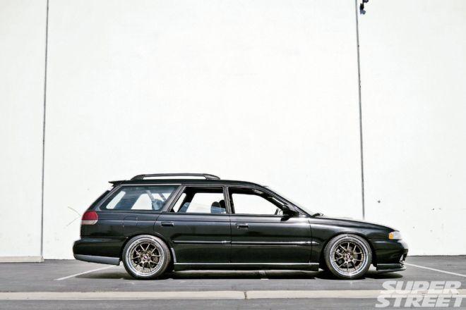 1998 Subaru Legacy GT Wagon