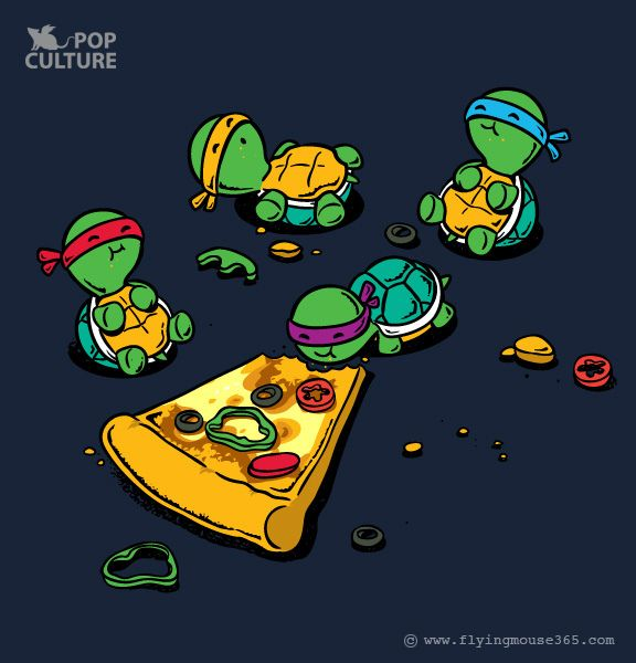 FM Pop Culture 021 - Pizza Lover | Flickr - Photo Sharing!
