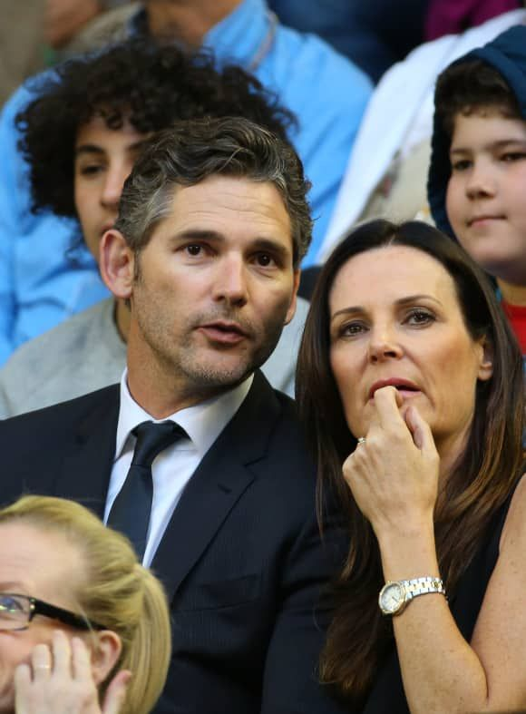Celebrities Who Have Married Normal People Eric Bana
