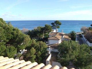 Prachtvolle+Wohnung,+Ferienwohnung+50+m+vom+MeerFerienhaus in Cala Ratjada von @homeaway! #vacation #rental #travel #homeaway