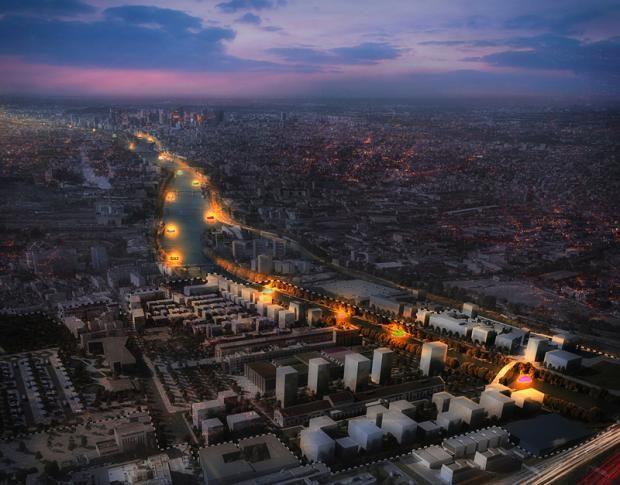 Paris 2024 inspire déjà les architectes