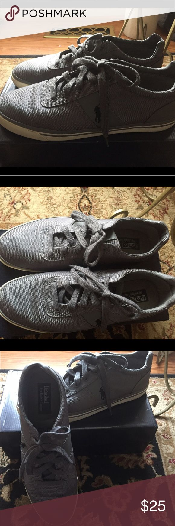 Polo Ralph Lauren Men's Shoe Size 12 Like New Polo Ralph Lauren Men's Shoe Size 12 Like New. In excellent condition. Polo by Ralph Lauren Shoes Sneakers