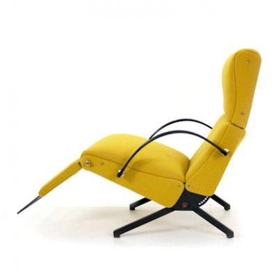 P 40 Lounge Chair by Osvaldo Borsani for Tecno