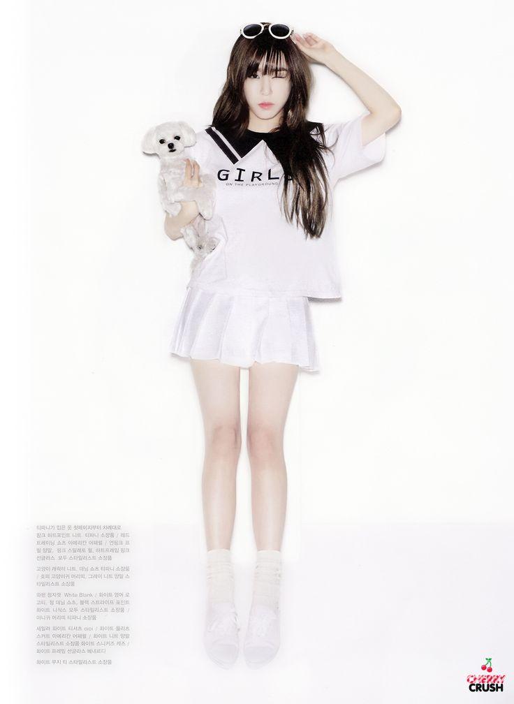 Tiffany for OhBoy! magazine