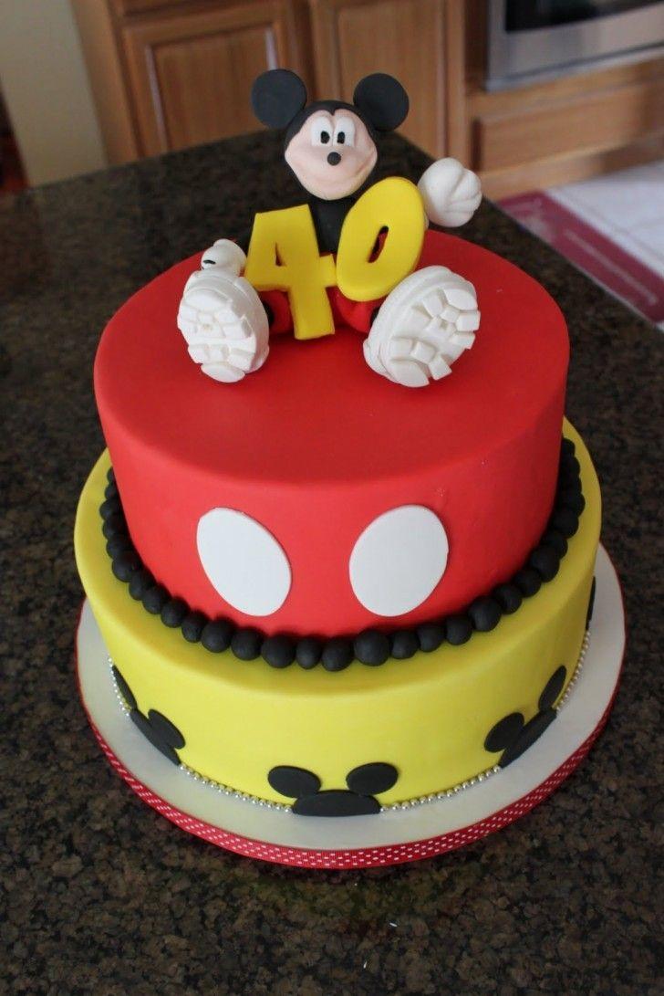 Cake Decor Idea , 7 Perfect Mickey Mouse Cakes at Walmart :  Mickey Mouse Cake Birthday