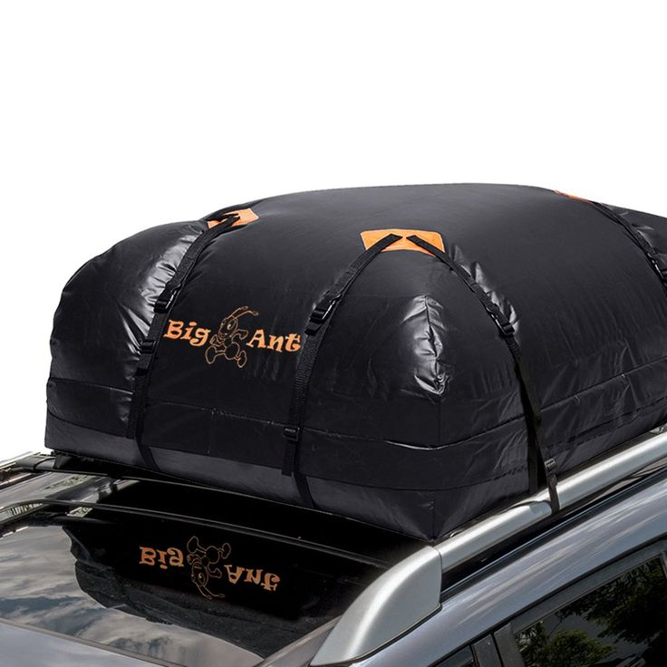 Cargo Bag, Waterproof Roof Top Cargo Carrier For Cars, Vans And SUVs (15
