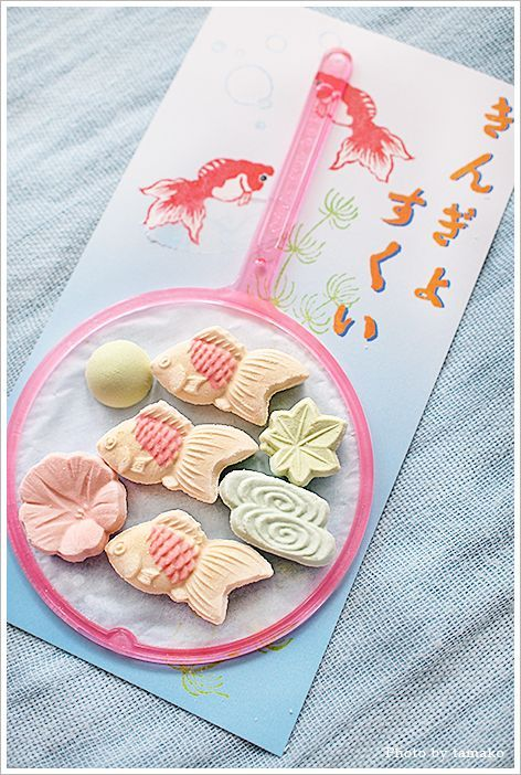 (13) japanese sweets / 干菓子 | Sweets | Pinterest
