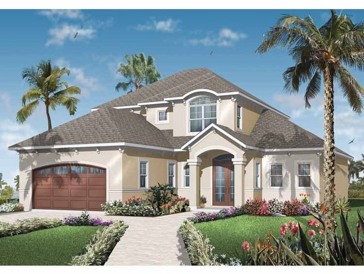 Mediterranean house plans eplans home design and style for Www eplans com