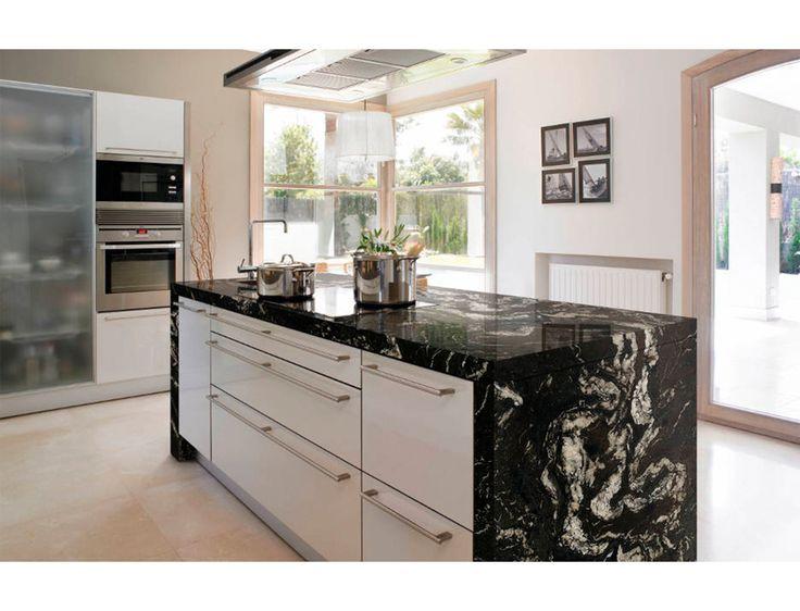 M s de 25 ideas fant sticas sobre colores de granito en for Cocinas en granito natural