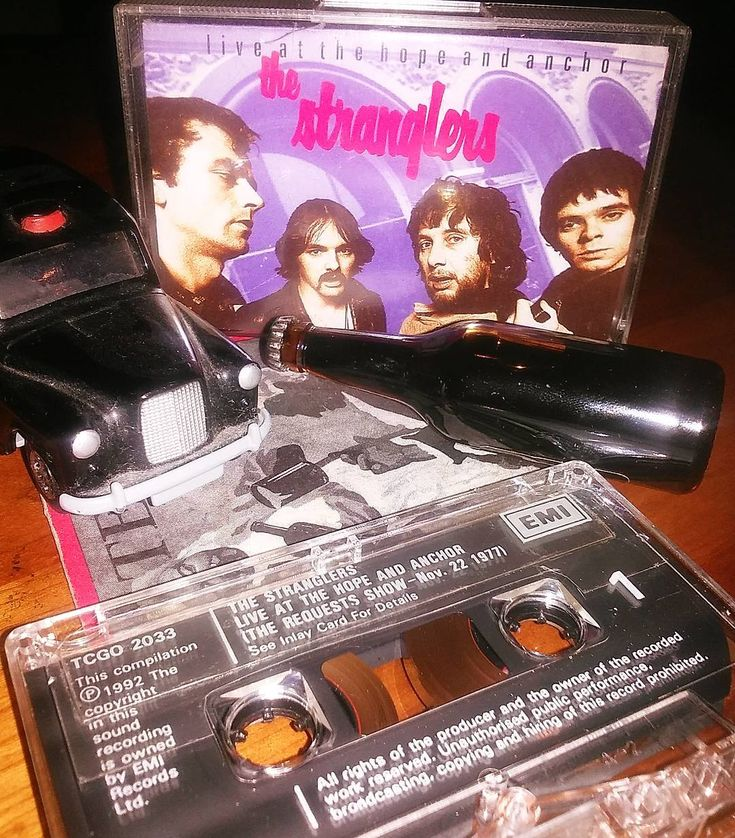 .. recorded 40 years ago today - Nov 22, 1977, 'Live at The Hope and Anchor' by The Stranglers! . #liveatthehopeandanchor #gig #thestranglers #concert #hopeandanchorpub #islington #1977 #albumoftheday #hangingaround #jjburnel #nomoreheroes #walkonby #peaches #davegreenfield #hughcornwell #jetblack #audiophile #musiccassette #records #instapunk #tape #cassette #vinylporn #musiccollection #nowplaying #music #punk #rock #tapecollection #album