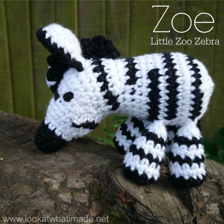 99 best crochet only free, wild animals images on Pinterest ...