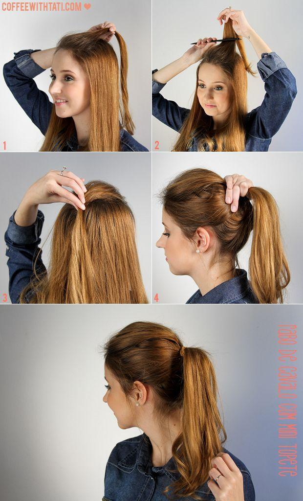 Tutorial: 3 penteados fáceis para o dia-a-dia