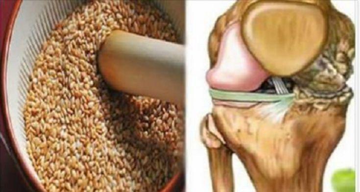 Ces graines vous aideront à régénérer votre tissu conjonctif et à traiter la douleur au genoux