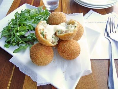 Bacon and Cheese Croquettes recipes
