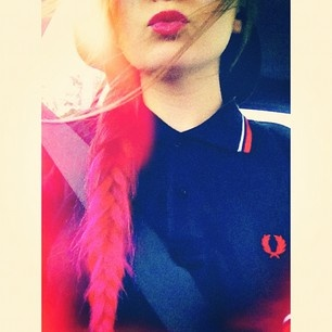 Fred Perry Girl