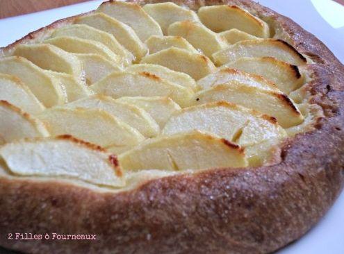 Galette de Pérouges pour les pommes Ariane les Naturianes® par 2 filles au fourneaux