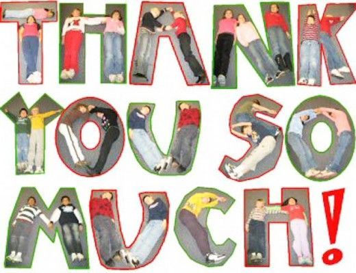 Thank You, Teacher! | Meine Svenja: