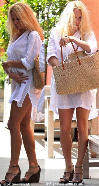 Pamela Anderson: natural beauty: Pamela Anderson, Natural Beautiful, Pamela Andersen, Female Body, David Lachapelle, Natural Beauty