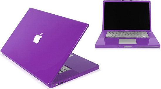 Purple apple computer | The Color Purple! | Pinterest ...