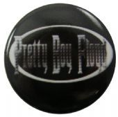 Pretty Boy Floyd - 'Logo' Button Badge