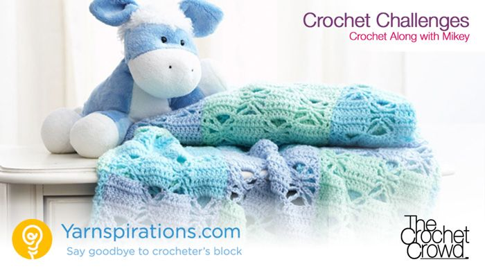 """<p>All New for January Beginning January 1st, Crochet Challenges hosted by The Crochet Crowd will be sponsored by Yarnspirations.com. As always, our challenges will feature a free pattern along with a free video tutorial for those who need extra help. Our challenges will still continue to be open to all …</p><div class=""""printfriendly pf-alignleft""""><a href=""""http://www.printfriendly.com/print?url=http%3A%2F%2Fcrochetchallenges.com%2Fall-new-january-1st-2015%2F"""" rel=""""nofollow""""…"""