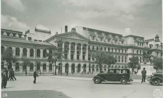 BU-F-01073-5-00212 Piaţa Academiei (Universitatea) din Bucureşti, s. d. (sine dato) (niv.Document)
