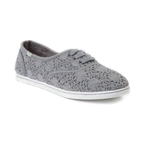 Shop for Womens Roxy Jetty Crochet Casual Shoe in Gray at Journeys Shoes. Shop today for the hottest brands in mens shoes and womens shoes at Journeys.com.Super cute casual shoe thats sure to have you hooked! Roxy Jetty featuring a crochet upper with twill piping, padded canvas footbed, and flexible TPR injected outsole. Available for shipment in March; pre-order yours today!