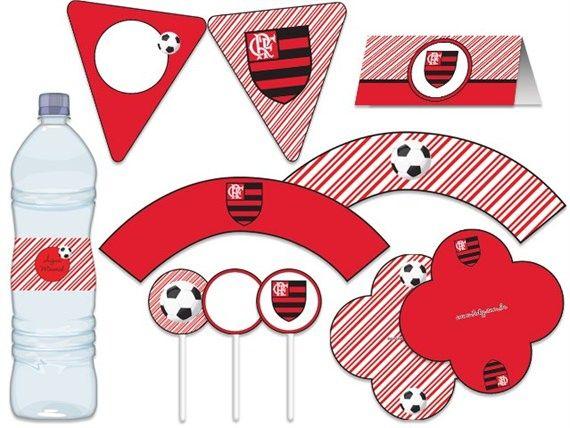 Flamengo » Monte sua Festa » Estúdio Tuty