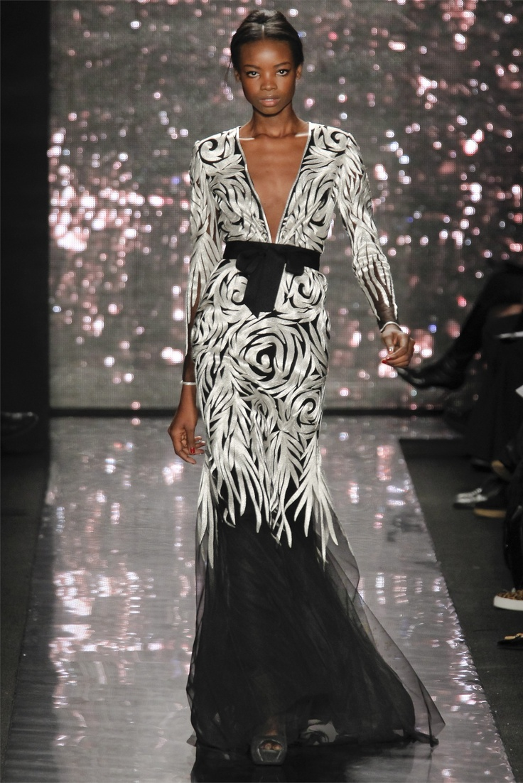 Naeem Khan - Collections Fall Winter 2012-13 - Shows - Vogue.it