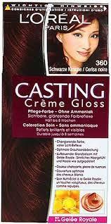 rsultat de recherche dimages pour cheveux noire cerise - Coloration Noir Cerise