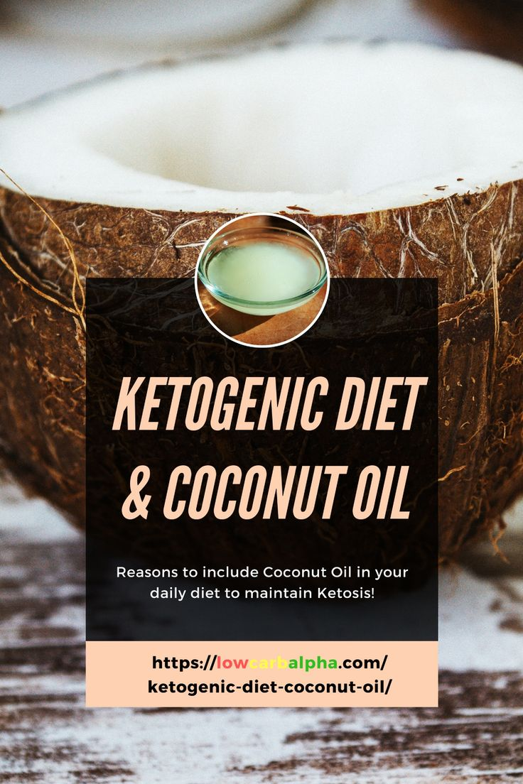 Ketogenic Diet and using Coconut Oil https://lowcarbalpha.com/ketogenic-diet-coconut-oil/ Reasons to eat to maintain ketosis and more health benefits including weight loss aid