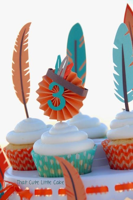 That Cute Little Cake: {Party} A Pow Wow 3rd Birthday at the Beach