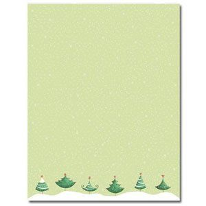 Beautiful #Christmas Stationery For Your Christmas Letters
