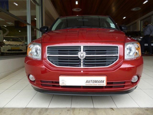 Guaranteed to Impress You, is this 2010 #Dodge #Caliber 2.0L SXT (Interior Facelift). This #Hatchback is yours in an Eye-Catchy Red with a Strong 2.0 Petrol Engine. A Manual Transmission with a Low Mileage of 68 000Kms on the clock. Going at a Low R179 990. Extras: Air Conditioner Airbag - Driver & Passenger Leather Trim Electric Windows - Front & Back Fog Lamps - Front Central Locking Remote Contact Keith Rabilal on 082 323 1303 / 031 737 1500 or Email keithr@smg.co.za