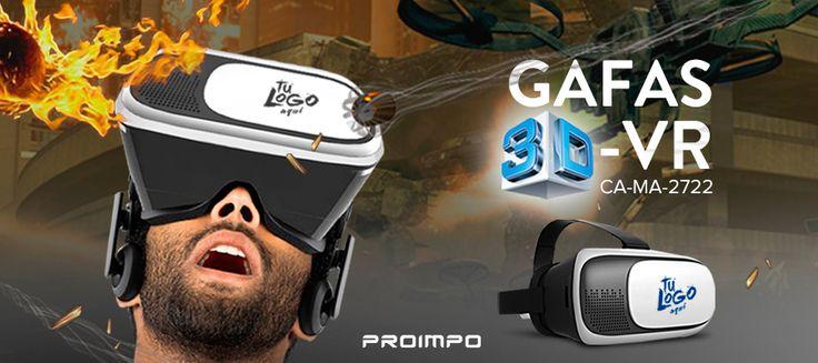 Gafas VR Realidad Virtual Proimpo
