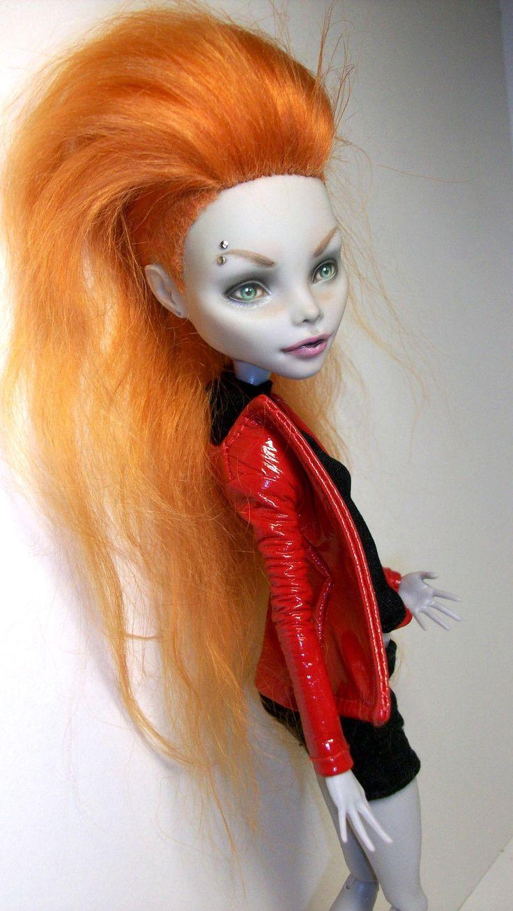 Монстер хай гулия йелпс огонь уникальный перекрашивание на заказ детективной anikamissik | Куклы и мягкие игрушки, Куклы, По бренду, компании, персонажу | eBay!