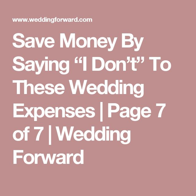 The 25+ best Wedding expenses ideas on Pinterest Engagement - list of expenses