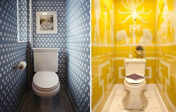 маленький туалет идеи дизайна - Поиск в Google