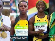 Statues of Bolt, Asafa, Fraser-Pryce, Veronica To Be Mounted in Jamaica