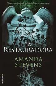 J U D E S T Y P L A N E T: La restauradora - Amanda Stevens