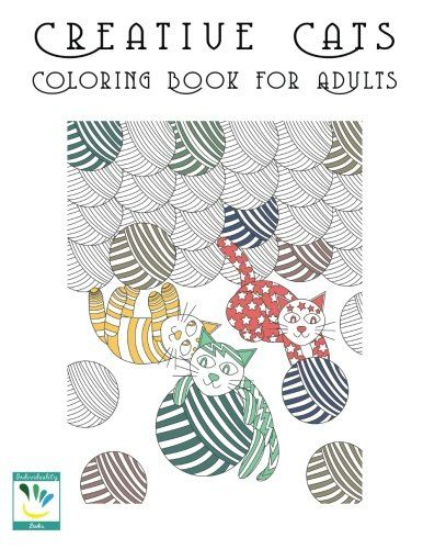 Introducing Creative Cats Coloring Book Haven For Adults Ackerman Books Buy Your