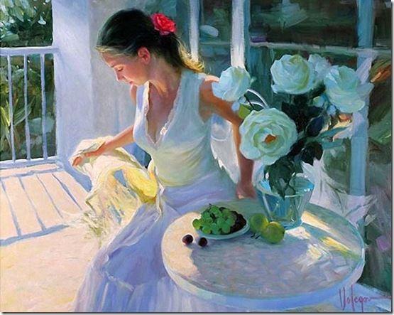 dimir Volegov nació en Khabarovsk, Rusia. según su familia (como siempre) comenzó a pintar a la edad de tres años y su talento fue notado re...